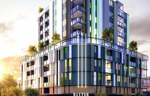 CDI Lawyers congratulates Forrester Properties as they begin pouring level 10 of Baxter St