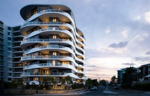 CDI congratulates Aria Group on  the success of their amazing new project, Breeze Mooloolaba