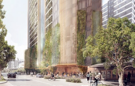 CDI is excited to be retained on the world's tallest man-made waterfall