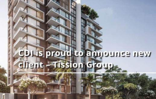 CDI is proud to announce new client – Tission Group