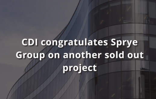 CDI congratulates Spyre Group on another sold out project