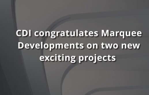 CDI congratulates Marquee Developments on two new exciting developments in Surfers Paradise